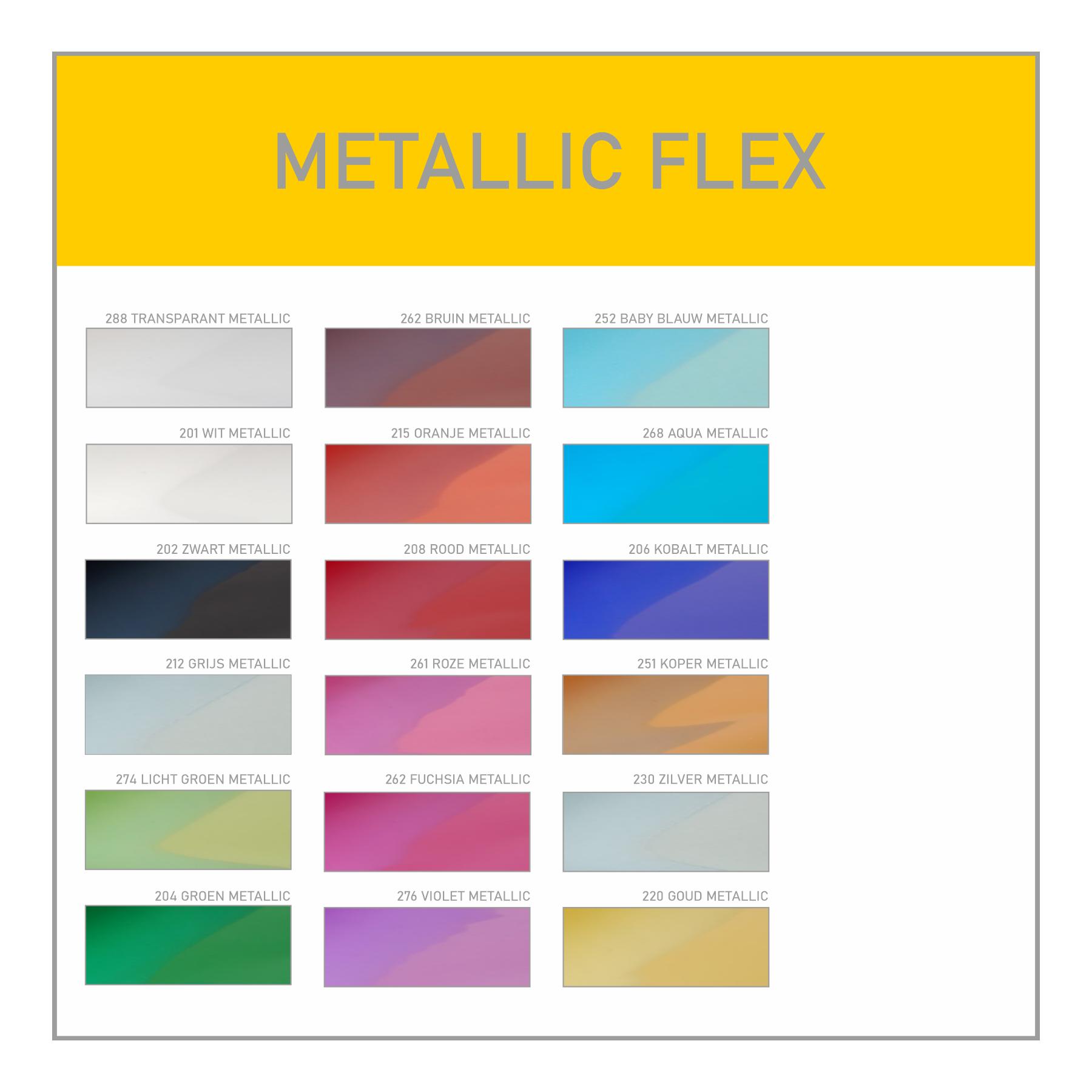 Metallic Flex