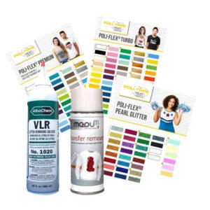 Kleurenkaarten & Tools